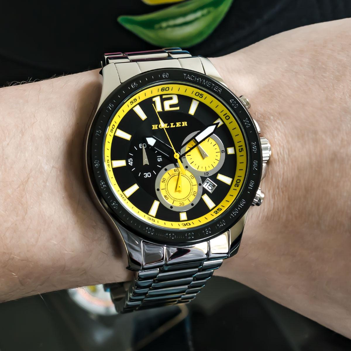 Invictus Yellow Watch