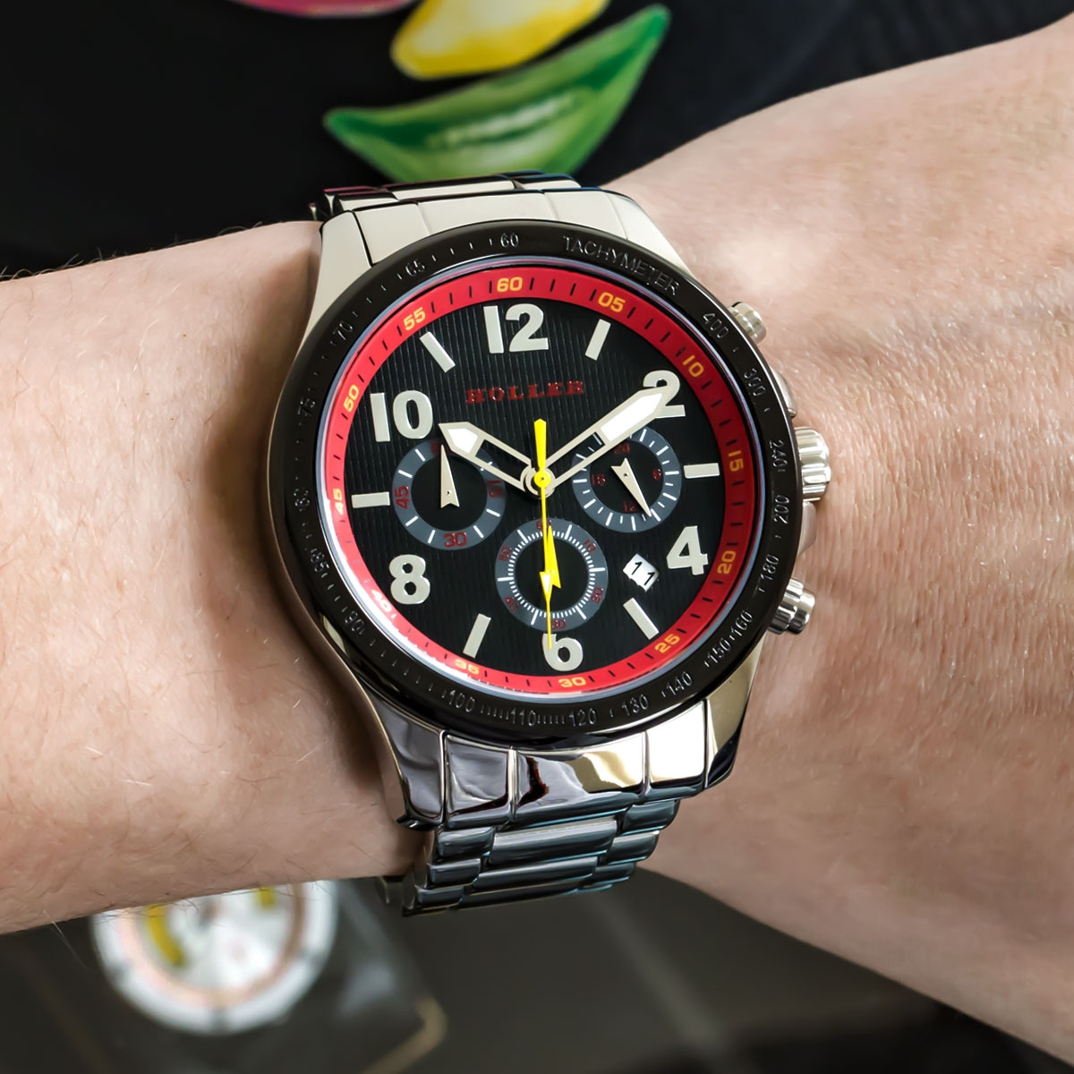 Invictus Red Watch