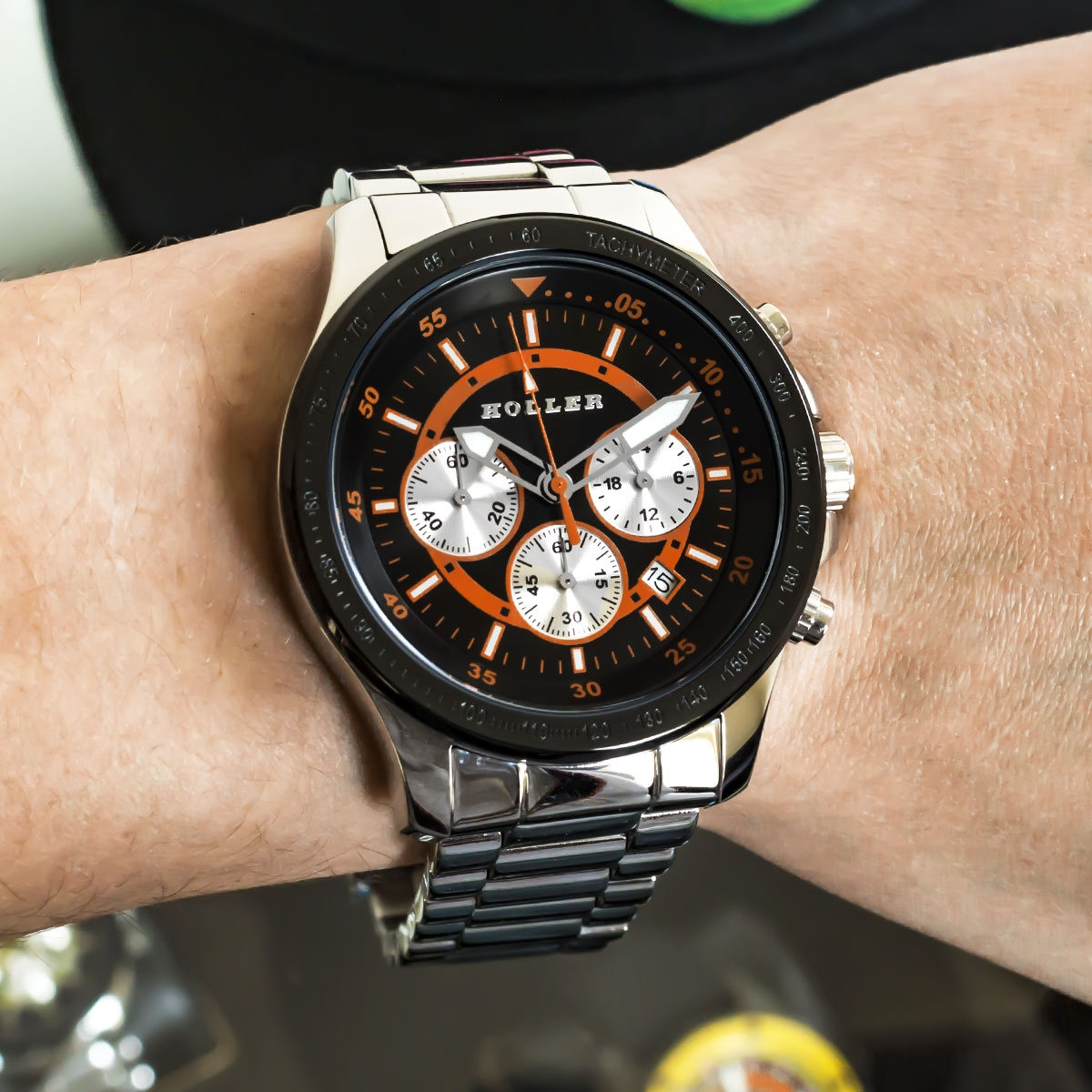 Invictus Orange Watch