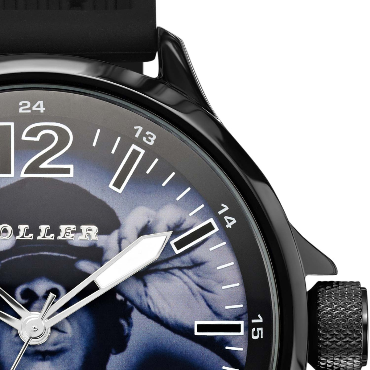 Holler Crazies Jay-Z Black Watch