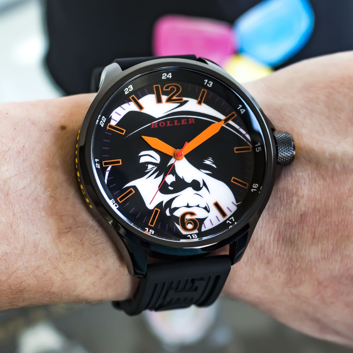 Crazies Biggie Notorious Watch