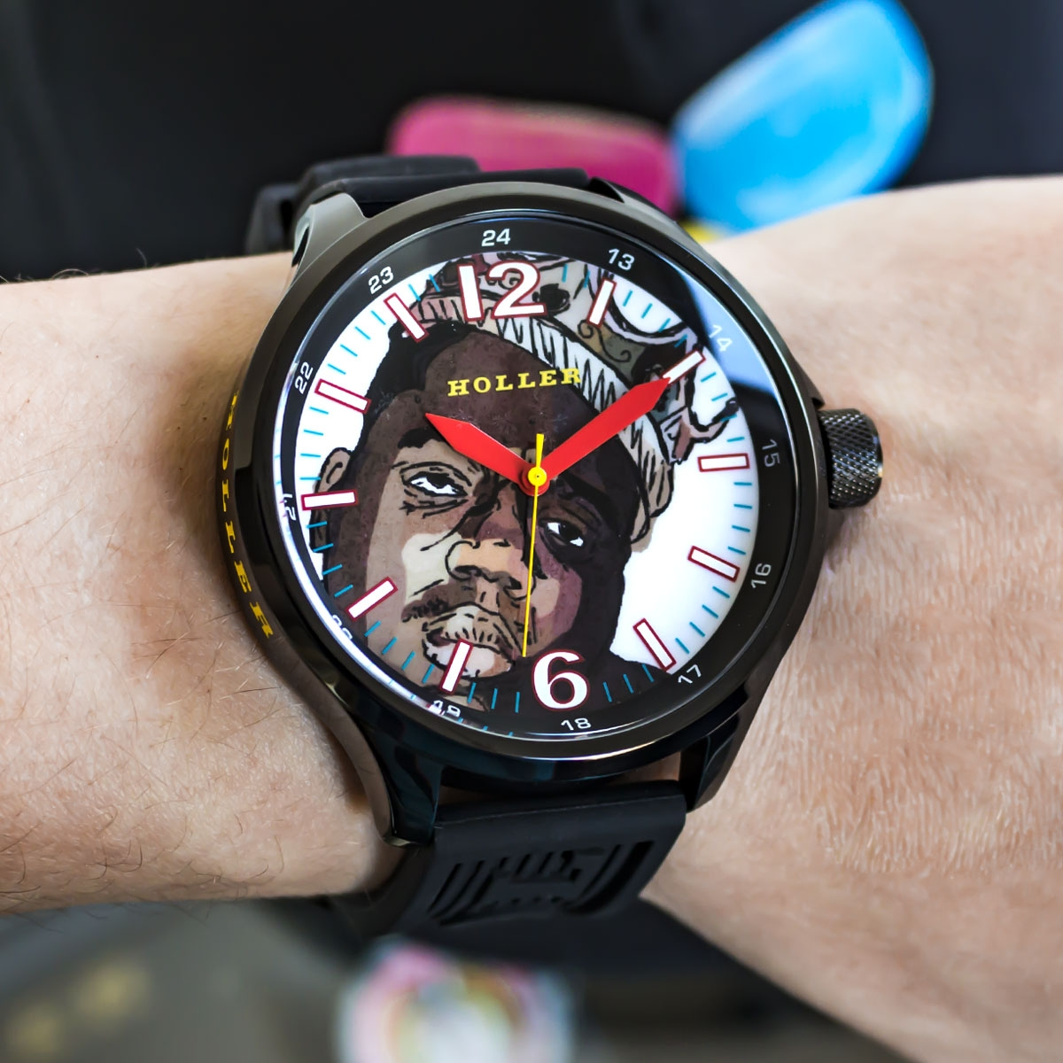 Crazies Biggie King Watch