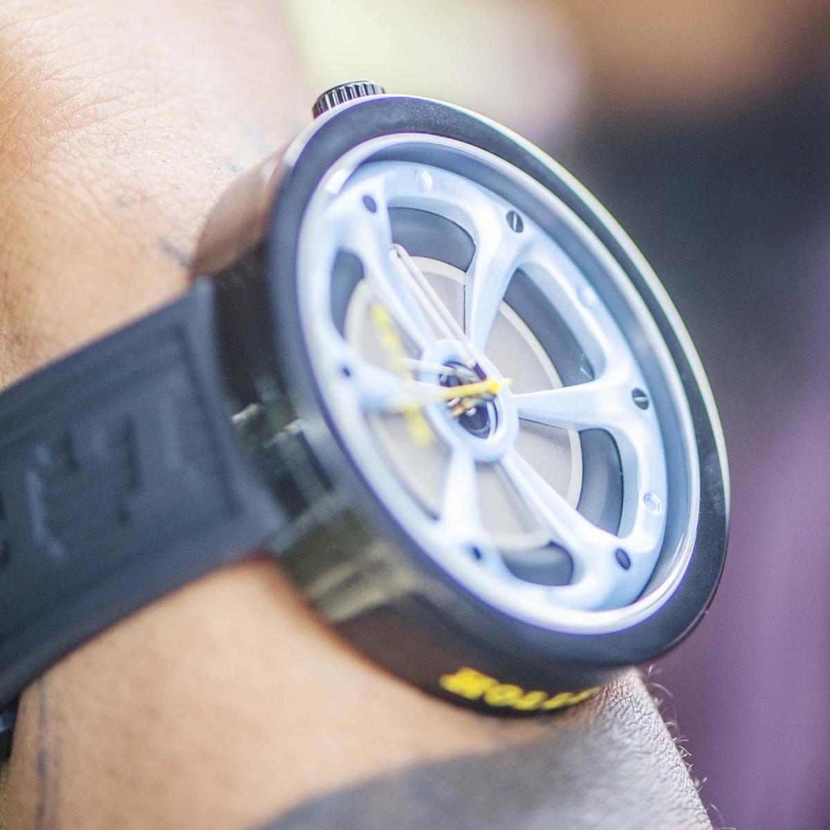 Holler Sunstruck White Watch