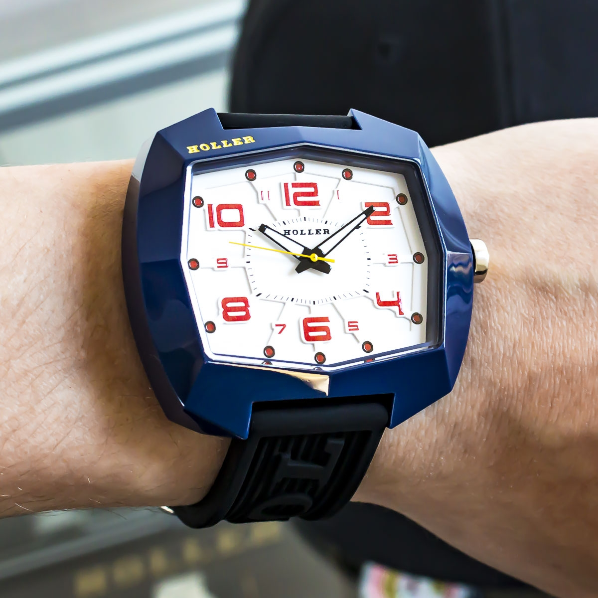 De Lite Blue Watch