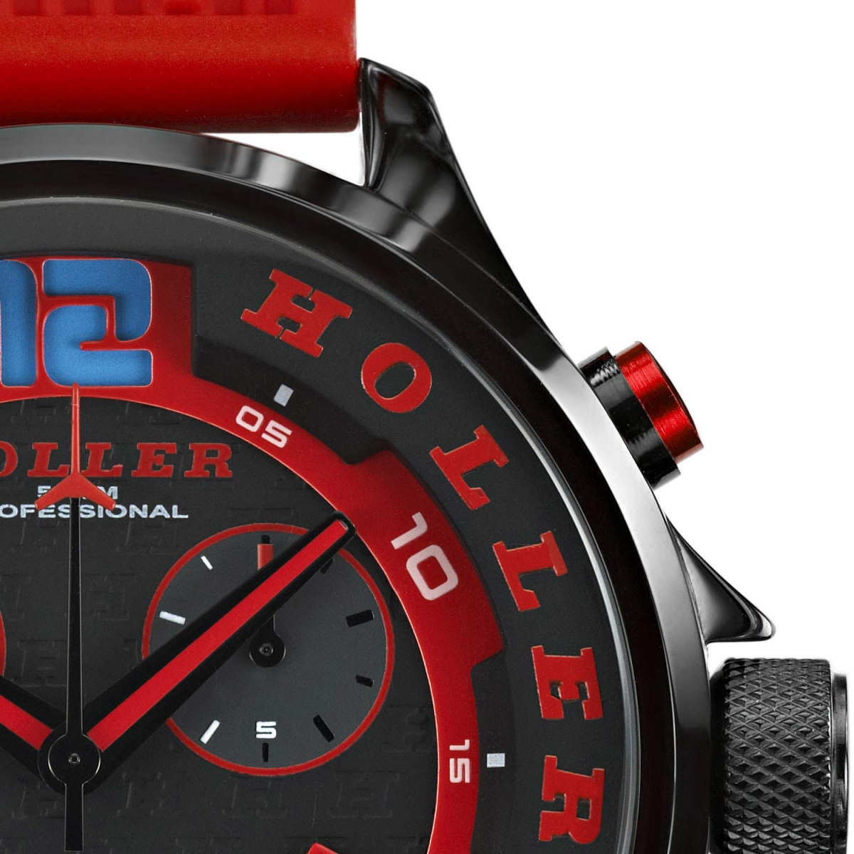 Stax Chrono Red Watch