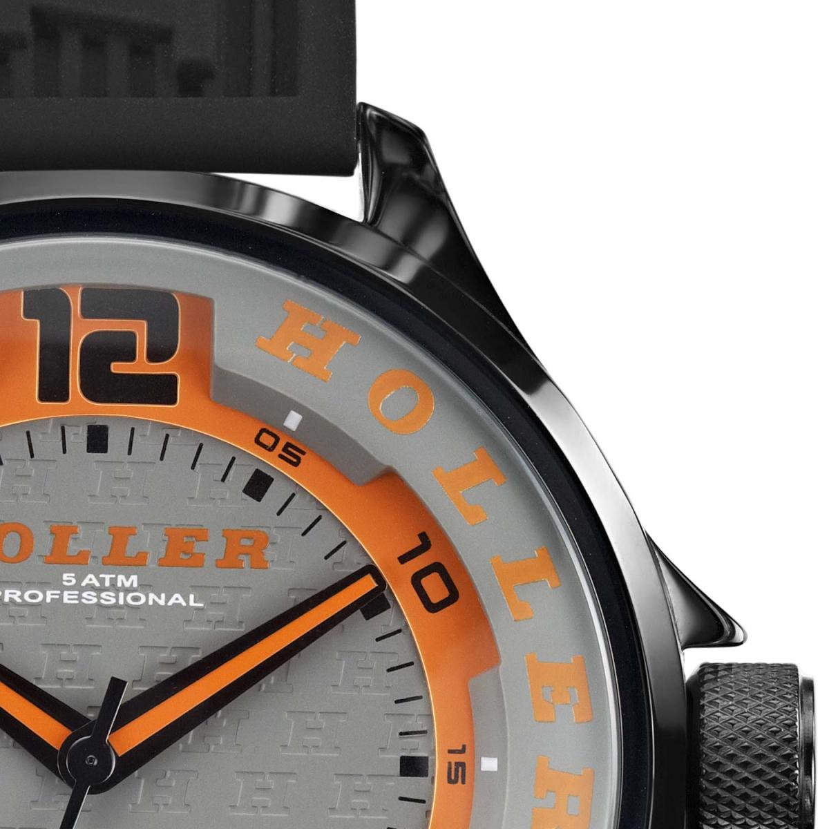 Stax Orange Watch