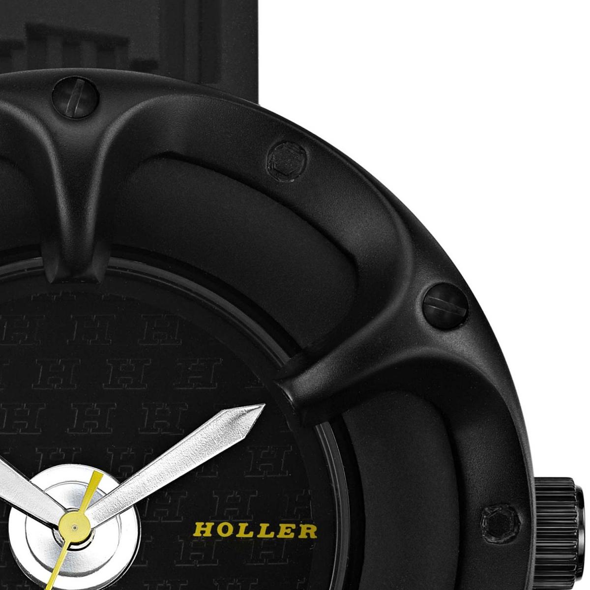 Holler Golden World Black Watch