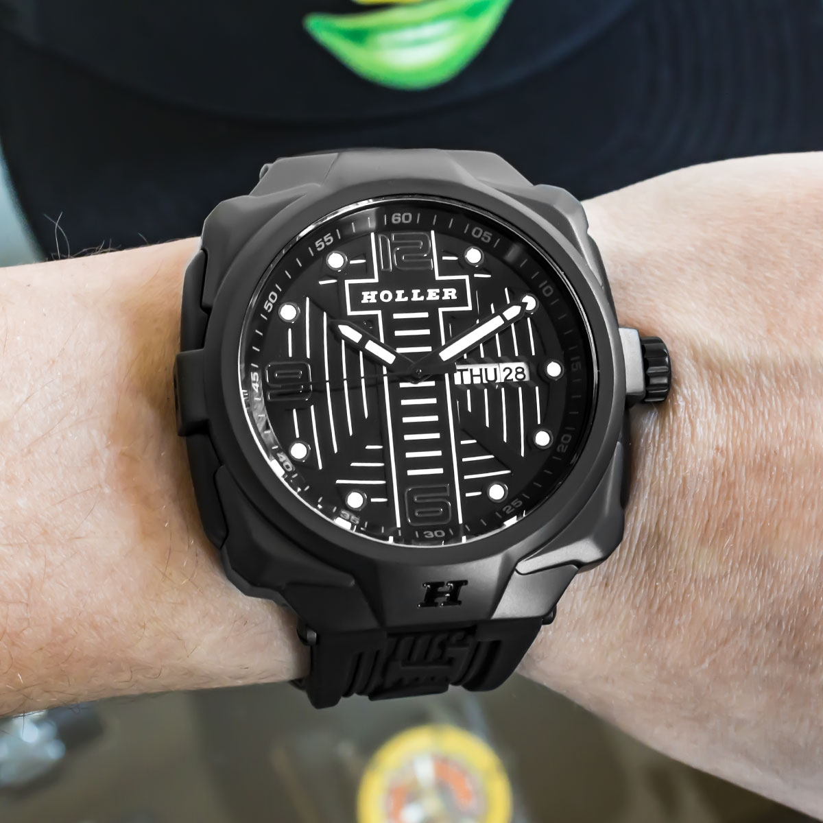 Impact Black Watch