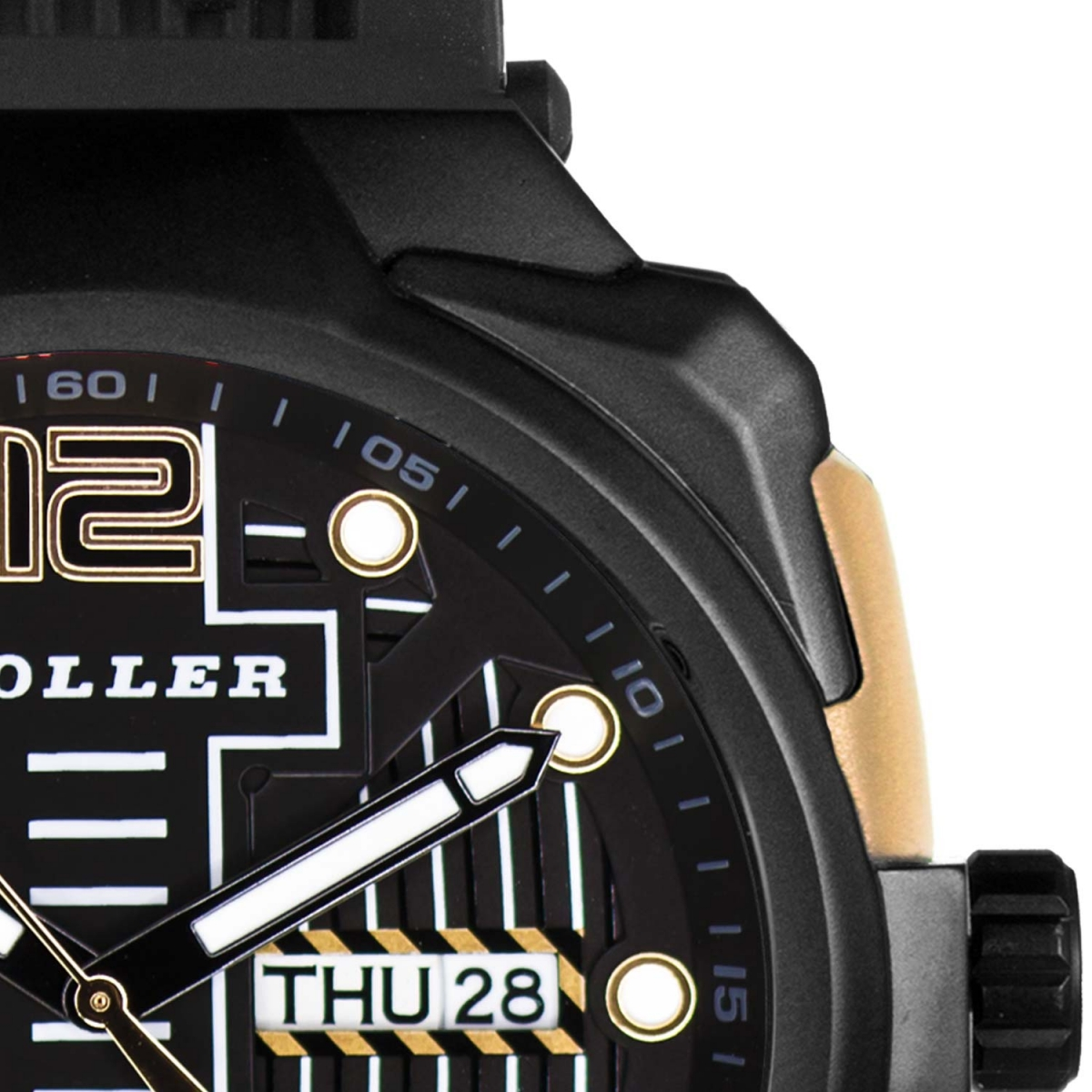 Impact Gold Watch