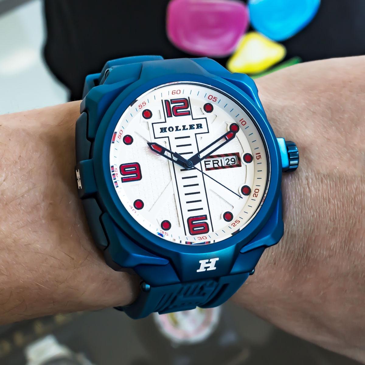 Impact Blue Watch