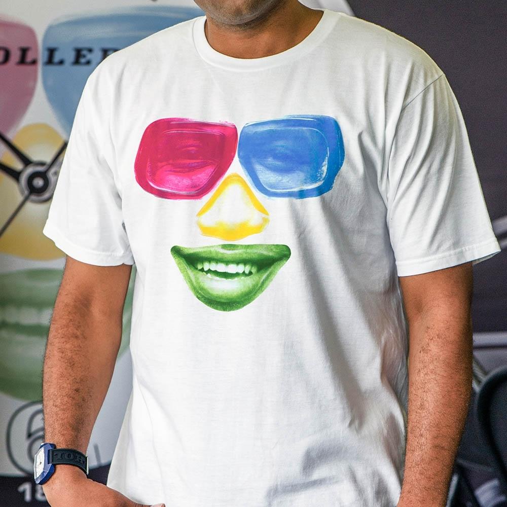 Crazies Bobby Womack White T-Shirt