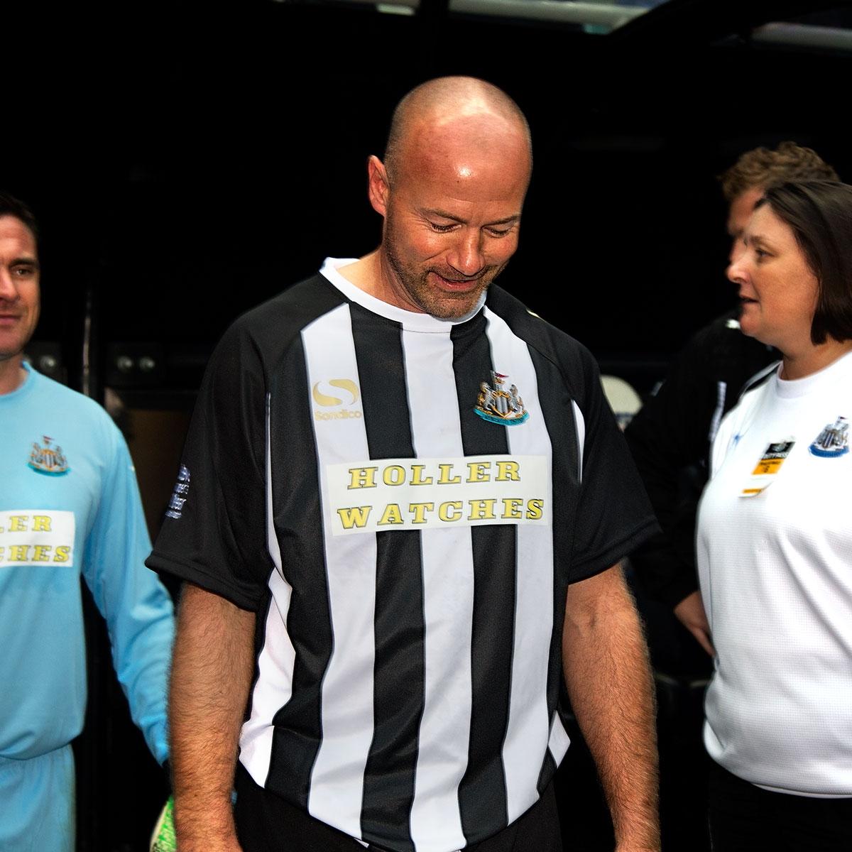 Newcastle United NUFC Home Shirt / Steve Harper Testimonial - LIMITED EDITION