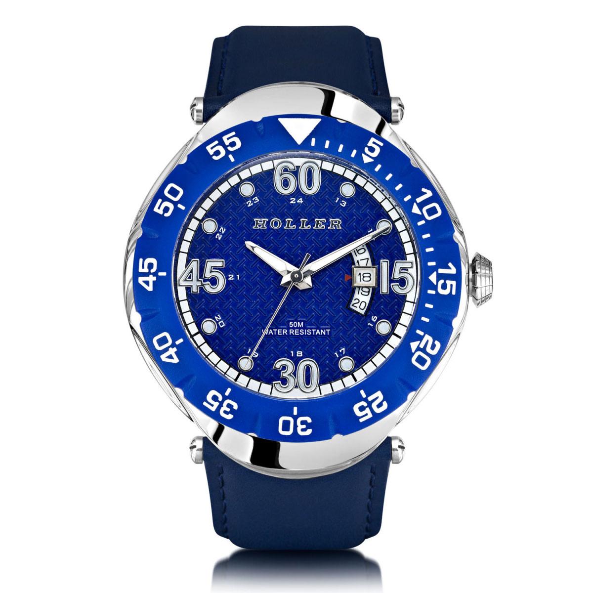 Goldwax Blue Watch