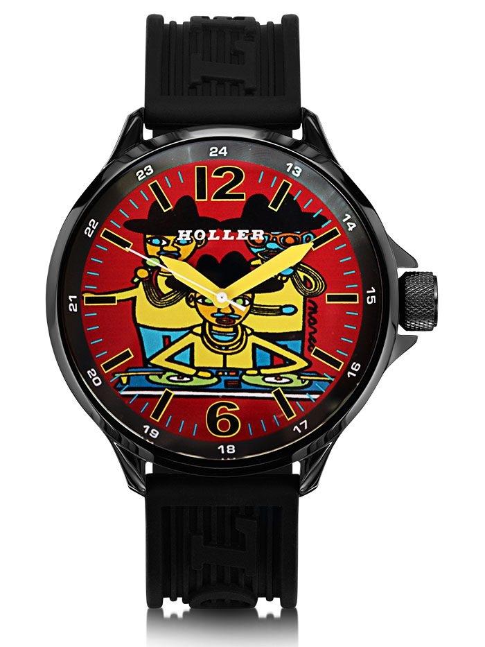 Holler Run Trio Red Watch