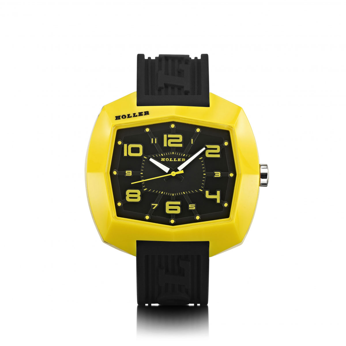 De Lite Yellow Watch