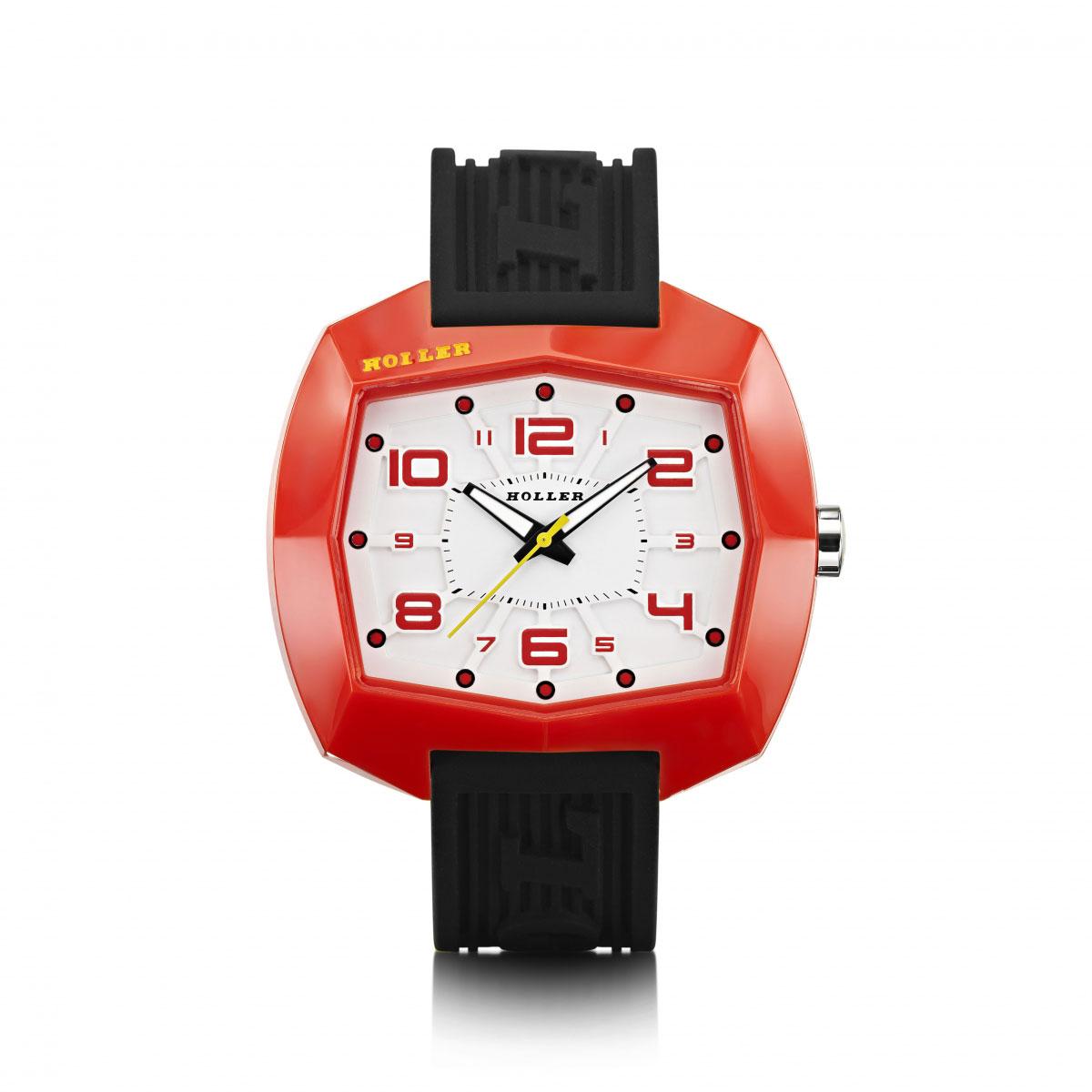 De Lite Red Watch