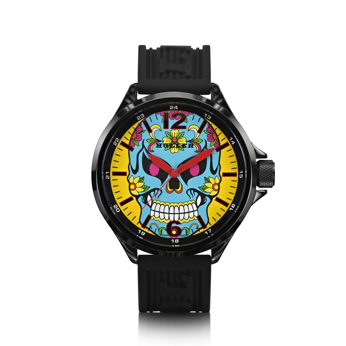 Tuff  Yellow Watch