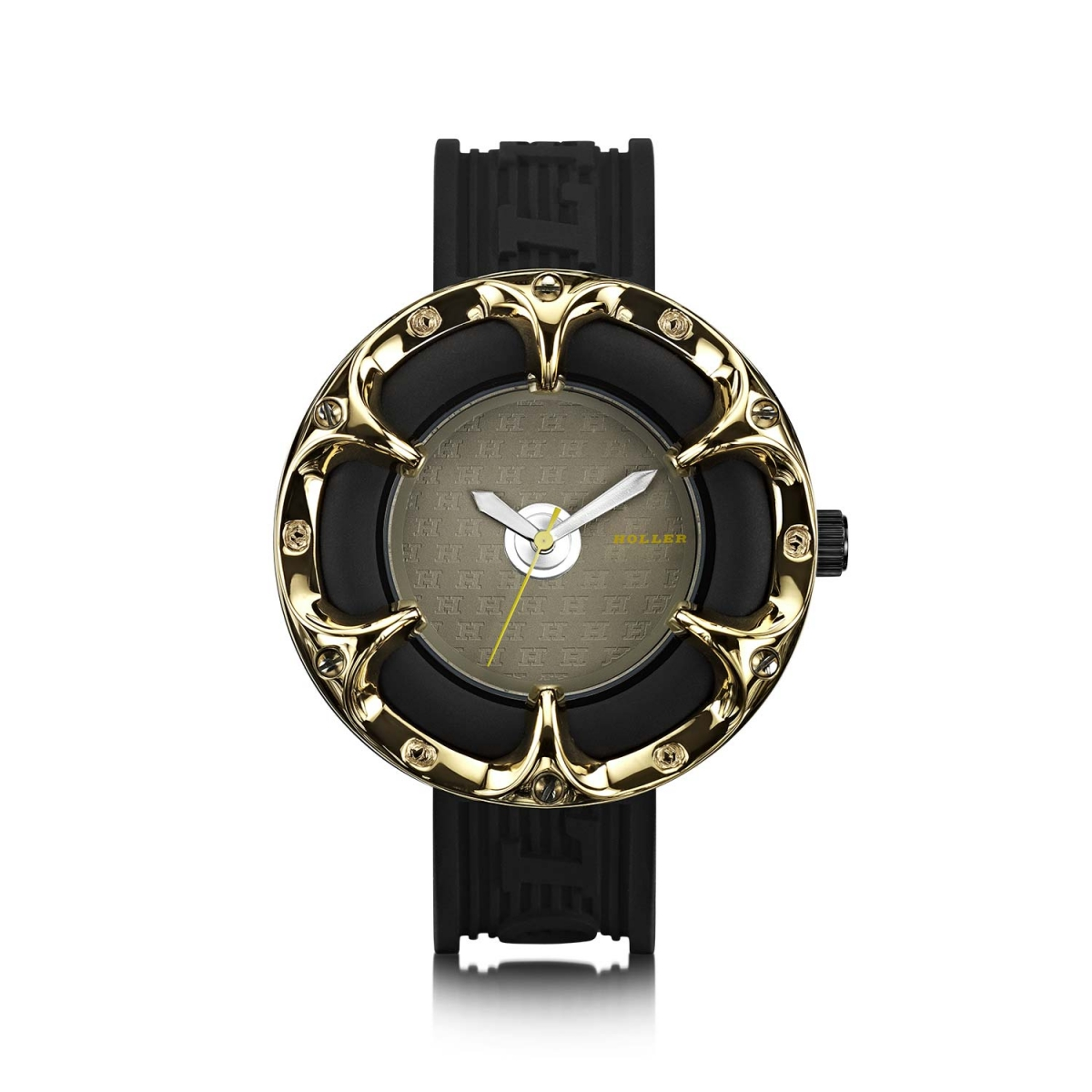 Holler Golden World  Sun Watch