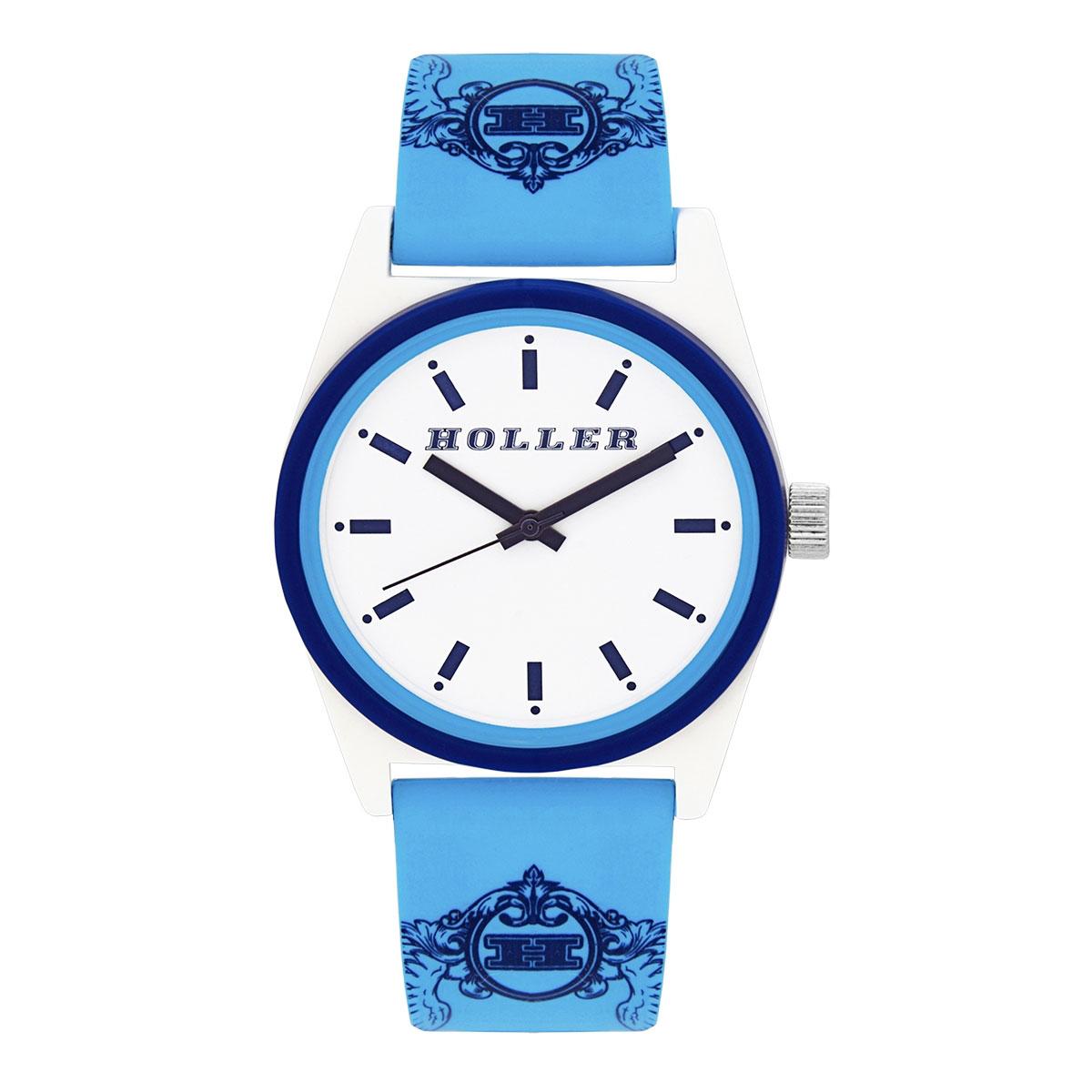 Backbeat Light Blue & White Watch