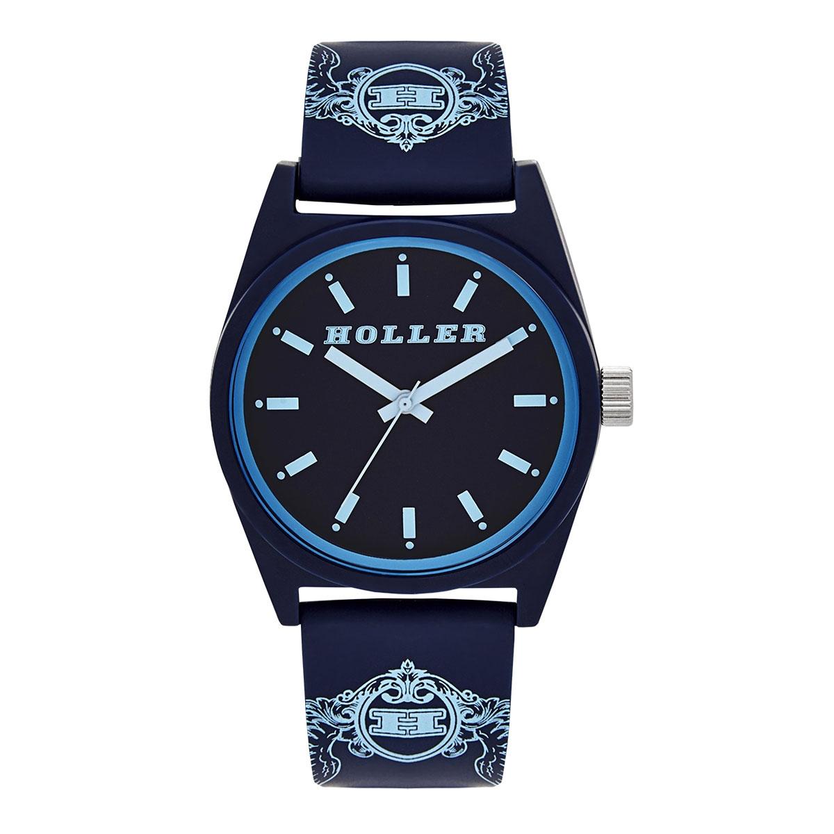 Backbeat Navy and Light Blue Watch