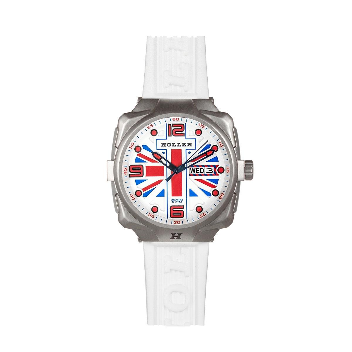 Impact White/UJ Watch
