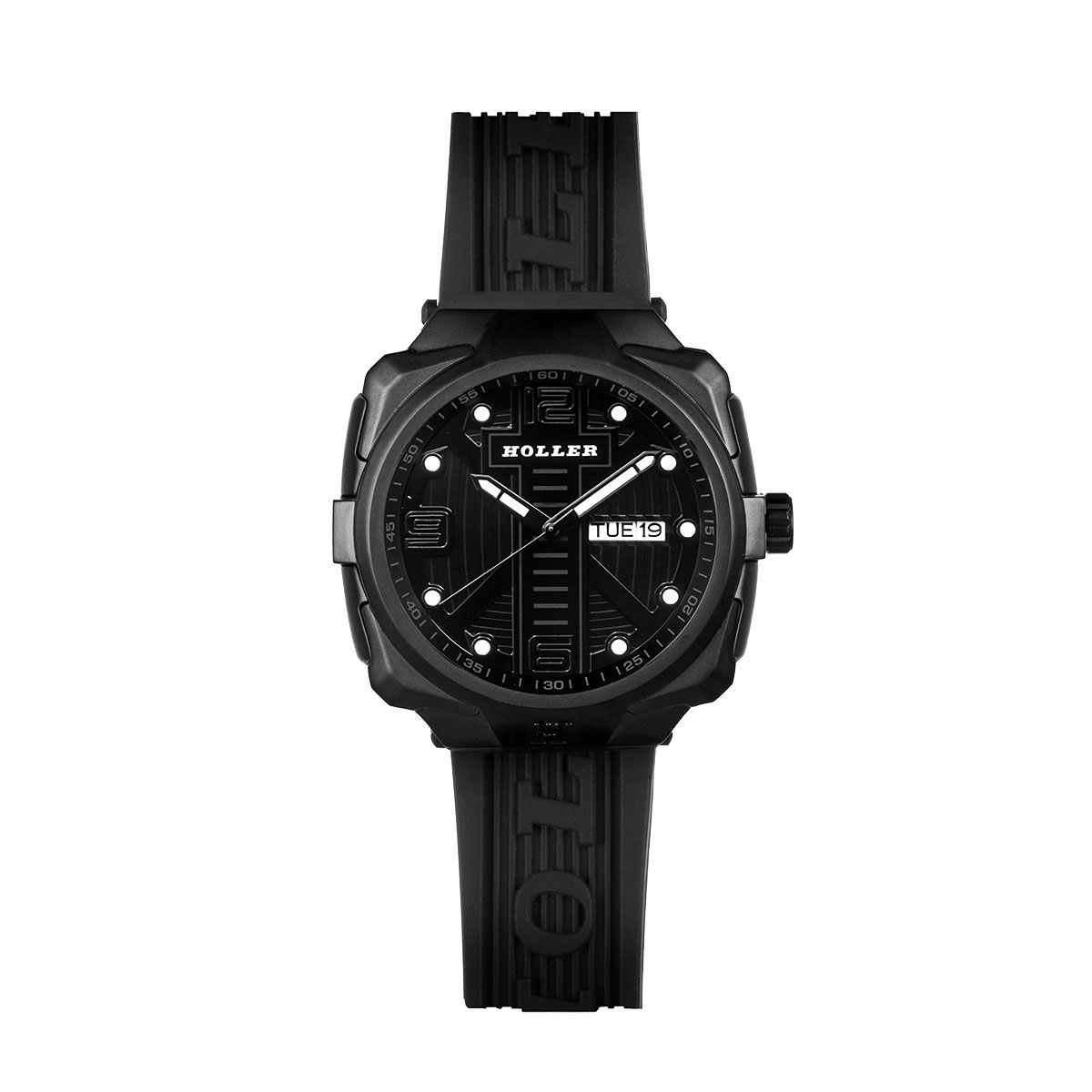 Impact Black on Black Watch