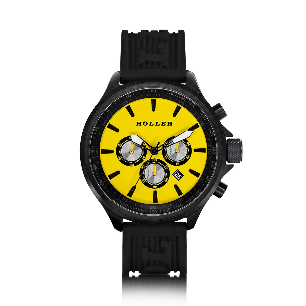 Wingate Matte Yellow/Black Watch