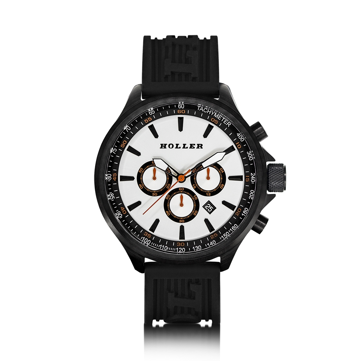 Wingate White/Orange Watch
