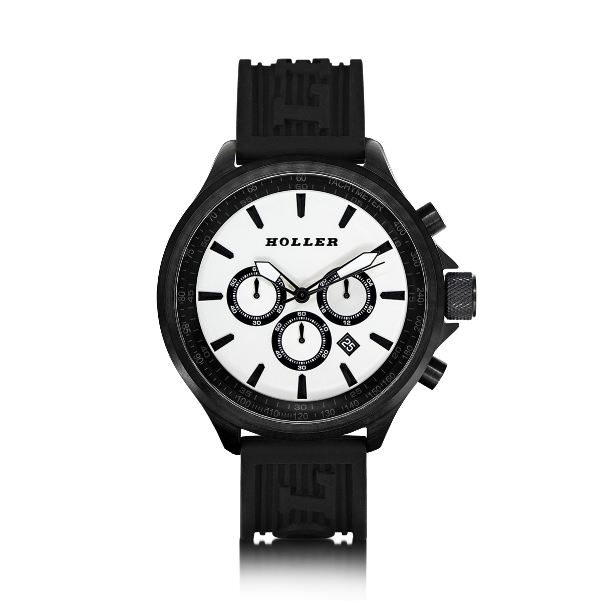 Wingate White/Black Watch