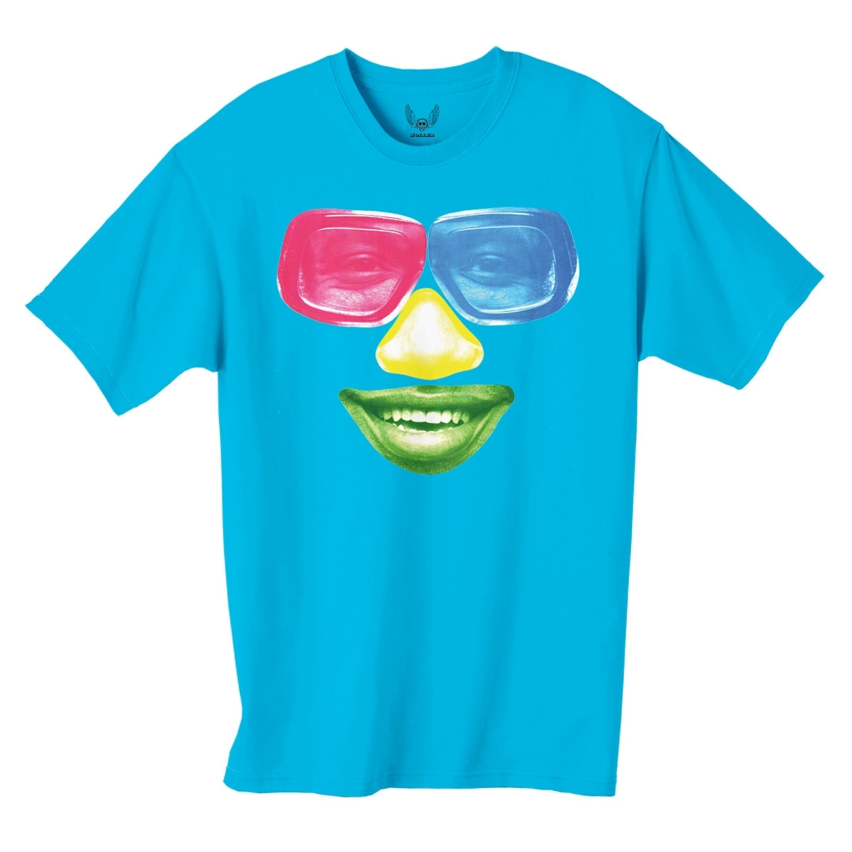 Crazies Bobby Womack Blue T-Shirt