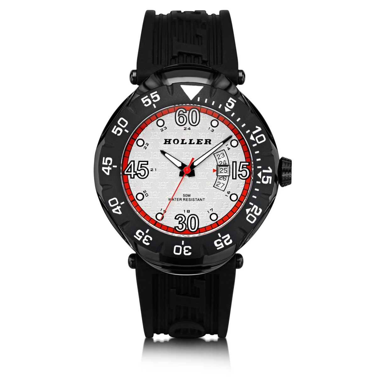 Goldwax Sport Black & Red Watch
