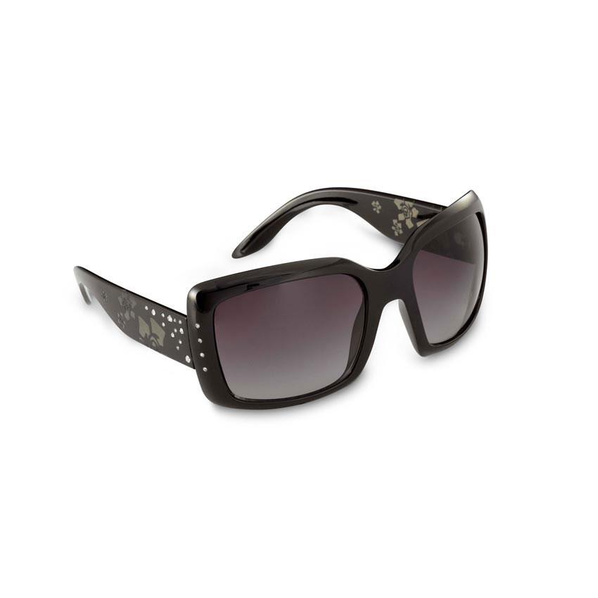 Nicky Vankets Flower Detail Ladies Sunglasses