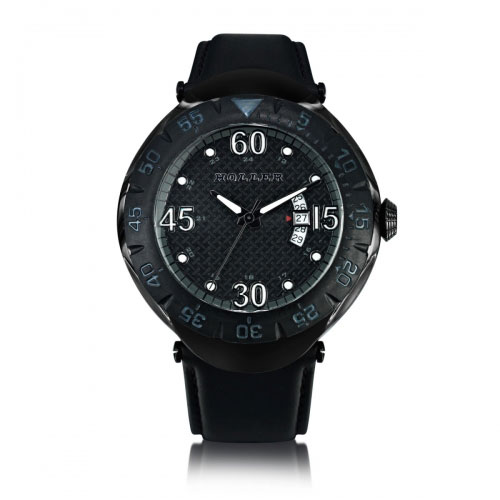 Holler Goldwax Black Watch