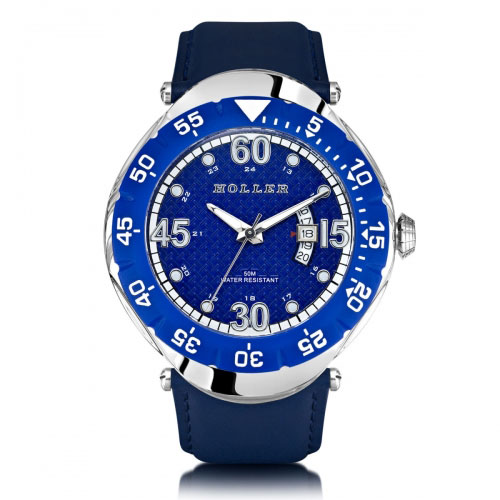 Holler Goldwax Blue Watch