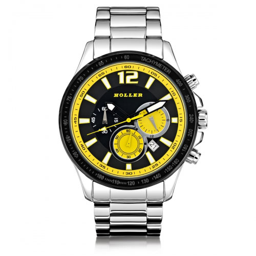 HOLLER Holler Invictus Yellow Watch