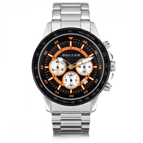 Holler Invictus Orange Watch