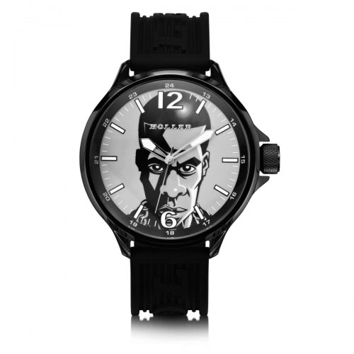 Holler Crazies Jay-Z Gray Watch