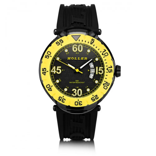 Goldwax Sport Yellow Watch