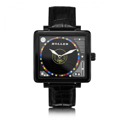 Holler Techno Black Watch
