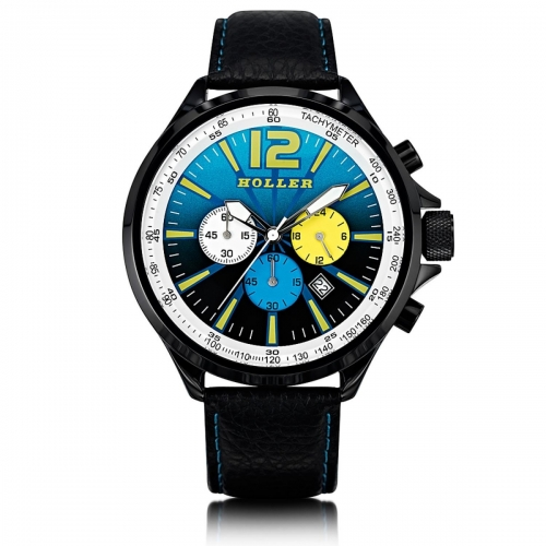 Holler Psychedelics Turqoise Watch