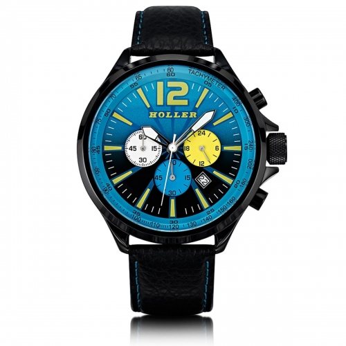 Holler Psychedelics Turqoise A/O Watch