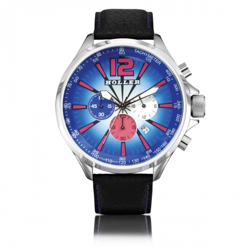 Holler Psychedelics  Blue A/O Watch
