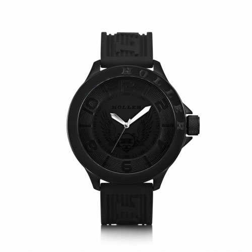 Holler Blackalicious Silver Sport Watch
