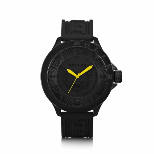 Blackalicious Yellow Sport Watch