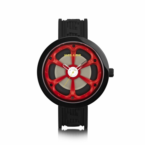 Holler Sunstruck Red Watch