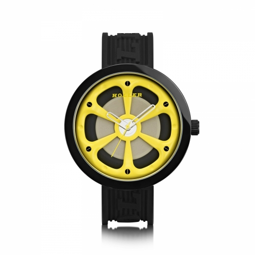 Holler Sunstruck  Yellow Watch