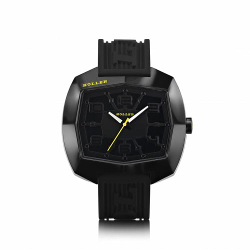 Holler De Lite Black on Black Watch