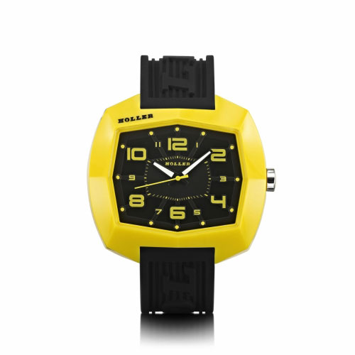 De Lite Yellow Watch
