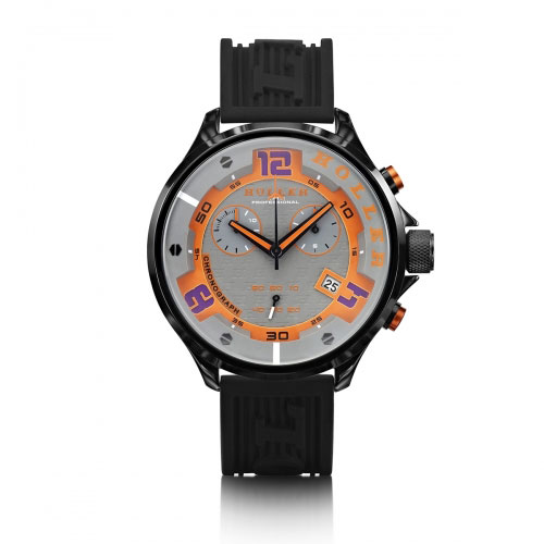 Stax Chrono Orange Watch
