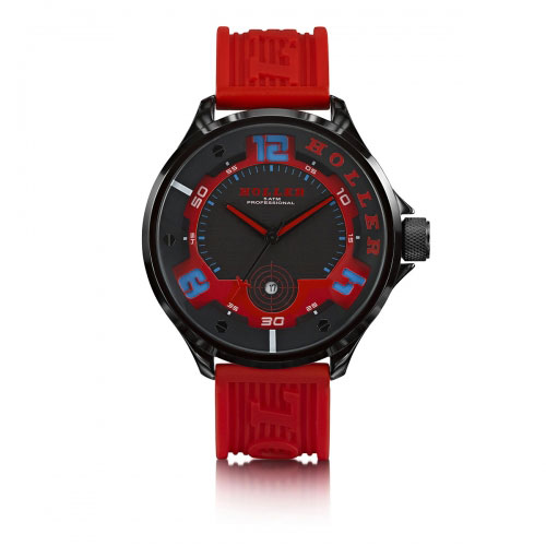 Holler Stax Red Watch